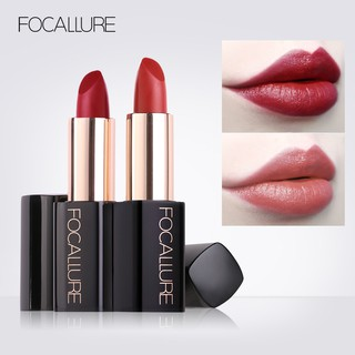 FA59 FOCALLURE High Quality Cream Lipstick Soft Long Lasting Pigmented Tint Sexy Red Lip Stick thumbnail