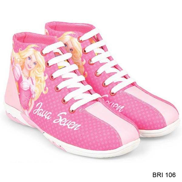 Java Seven Cnz 788 Sepatu Sneaker Anak Perempuan Canvas Bagus Hitam ... e24ec53421