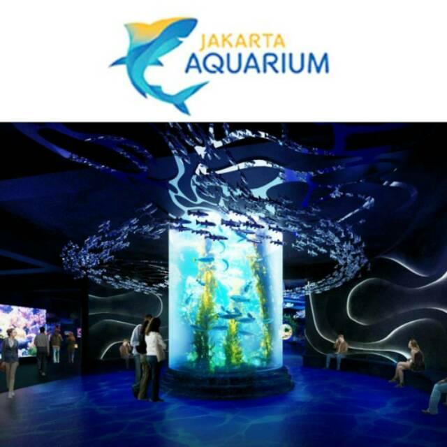 Neo Soho Aquarium: Tiket Reguler Jakarta Aquarium Neo Soho