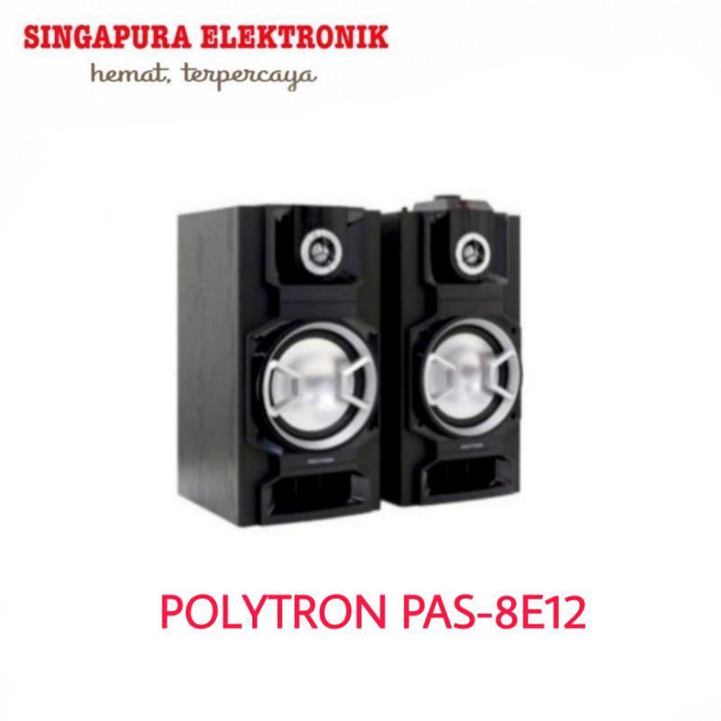 Polytron Speaker PAS-8E12