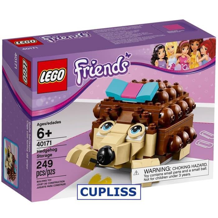 Storage Lego Lego Seasonal Hedgehog 40171 Yyf7gb6