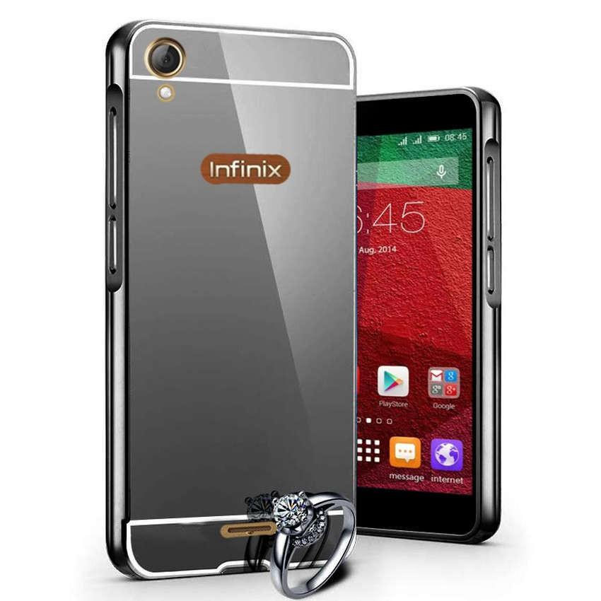 Case Iphone 5 5s Alumunium Bumper With Mirror Backdoor Slide Rose ... ebc7d36e8e