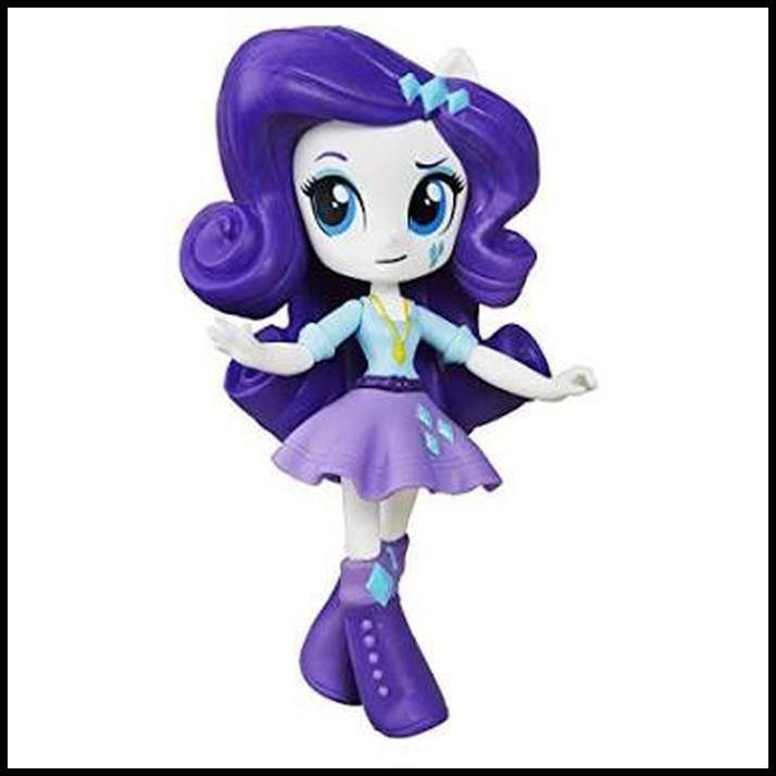 Terlaris My Little Pony Equestria Girl Mini Rarity Shopee Indonesia