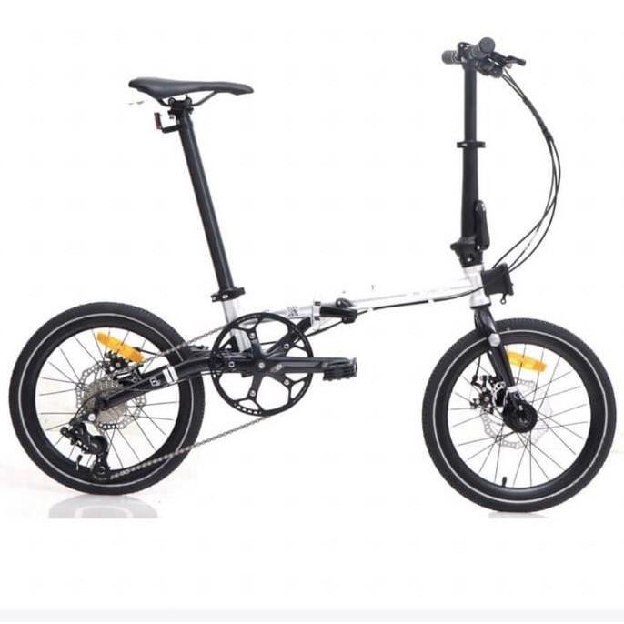 Sepeda Lipat 16 Element Troy 9 Speed New 2019 Shopee Indonesia