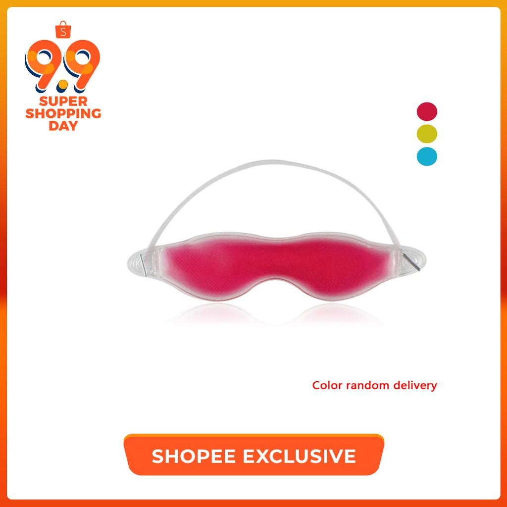 Masker Penutup Mata Bahan Gel Dingin Hangat Untuk Tidur Shopee 3d Indonesia