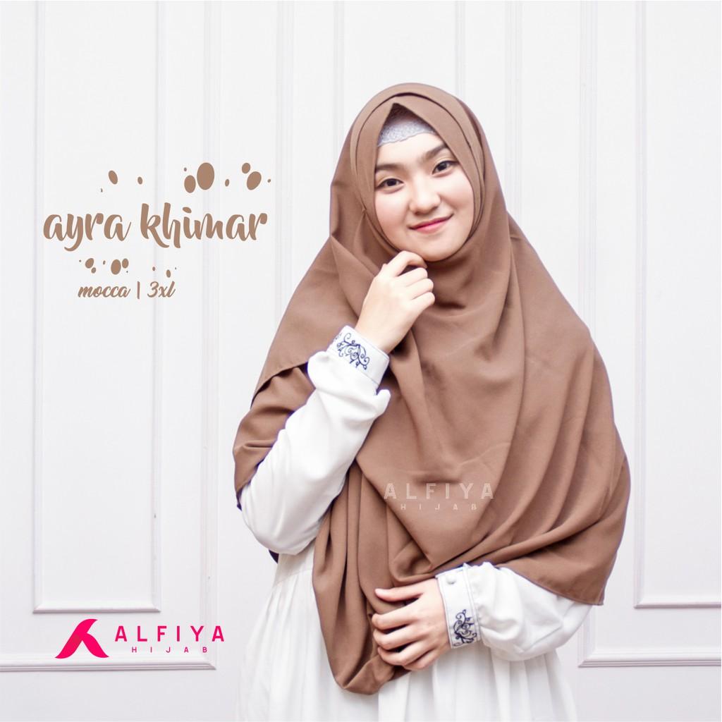 Ayra Jumbo Pashmina Pashmina Instan Pashmina Shawls Jilbab Ayra Khimar Size Jumbo Xl 3xl Shopee Indonesia