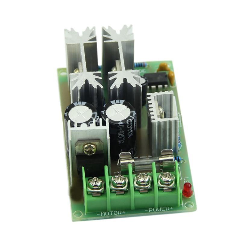 20A Universal DC10-60V PWM HHO RC Motor Speed Regulator Controller Switch