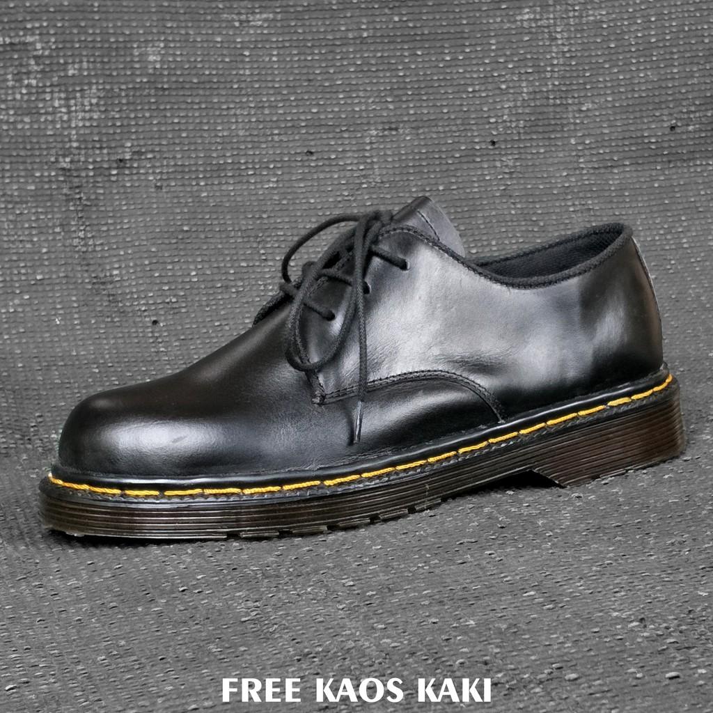 06d39b95f79 ALOOF DURO - Sepatu Casual Formal Pria Kulit Asli Original Handmade ...