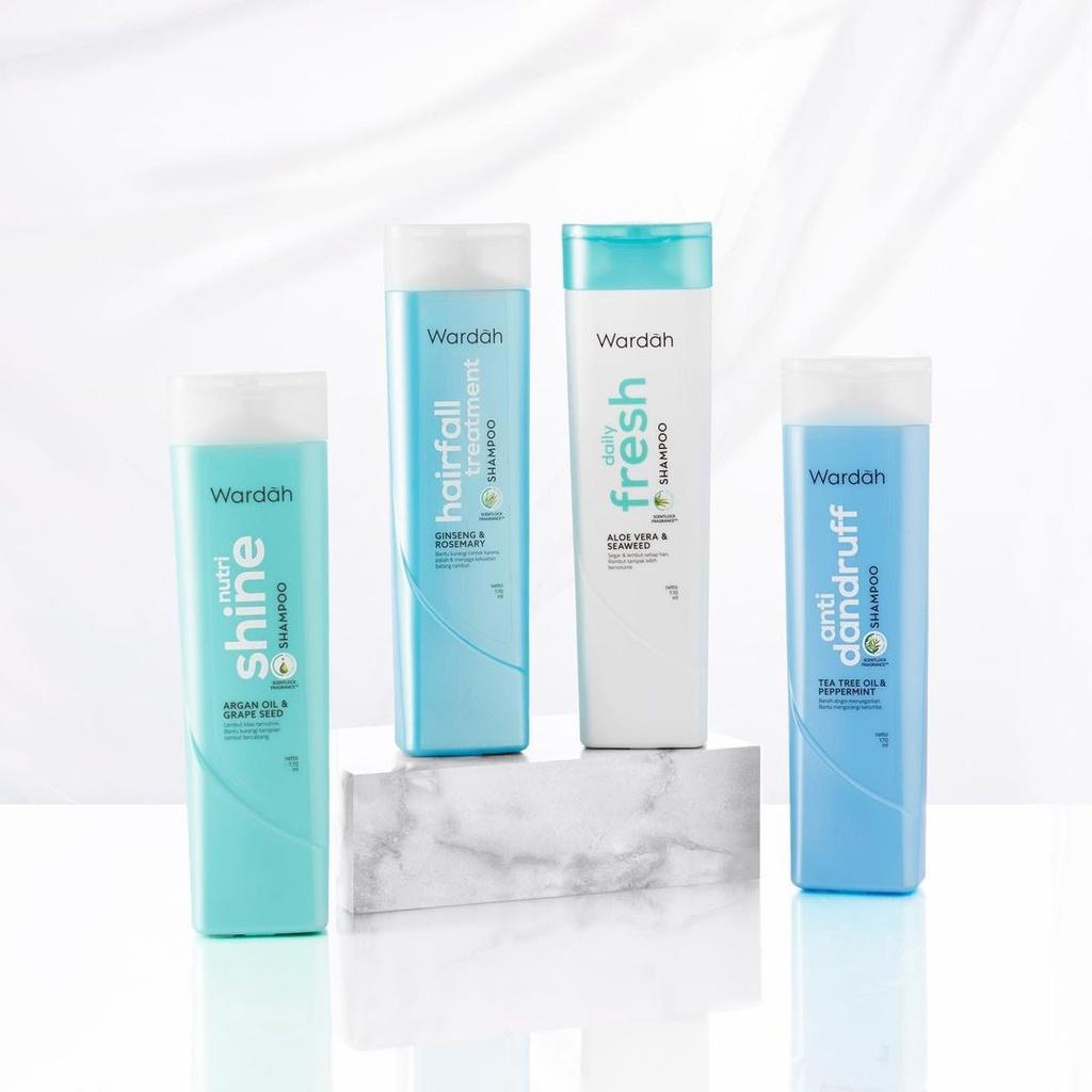 Wardah Shampoo 170ml