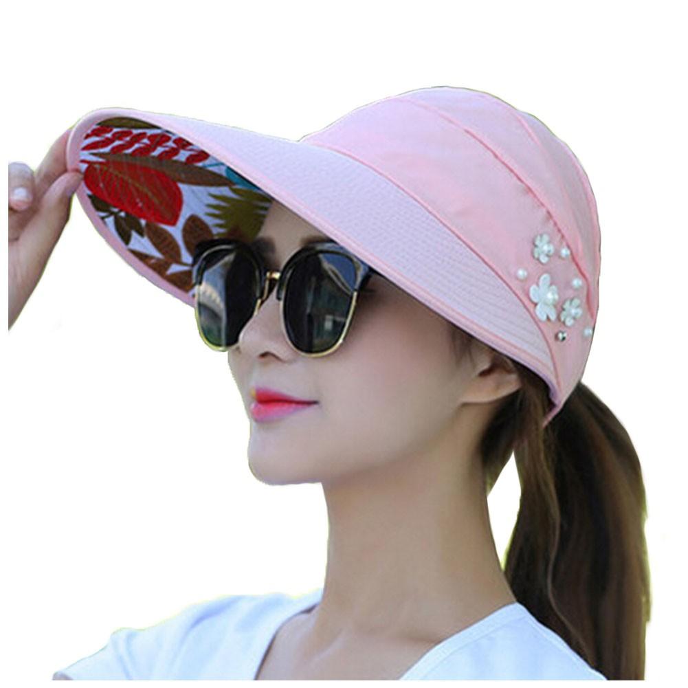 WomanWorld REALPIC NOT REPLIKA Topi anti Uv wanita   Topi pantai   Topi  lebar wanita  d782d32f8a