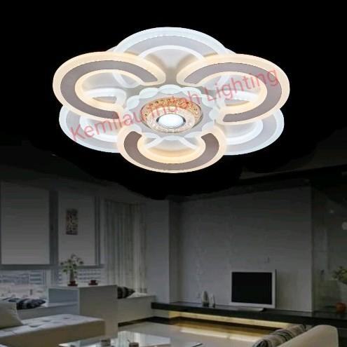 sl9050-6 putih lampu plafon hias led minimalis ruang tamu