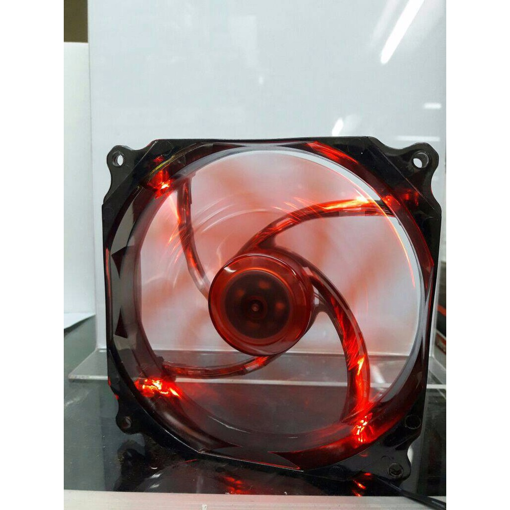 Fan Casing Infinity Led 12cm Merah Shopee Indonesia 12 Cm Alseye Sooncool Case Soon Cool Lampu