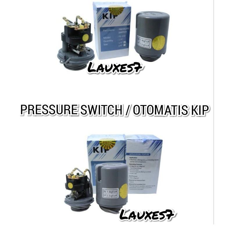 Pressure Switch Otomatis Pompa Air Kip Shopee Indonesia