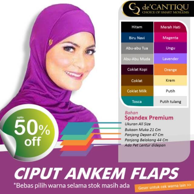 Ciput Ninja Antem / Ciput Ankem Flaps de'Cantiqu - Ciput - Ciput Pet Ninja Antem Disc 50%