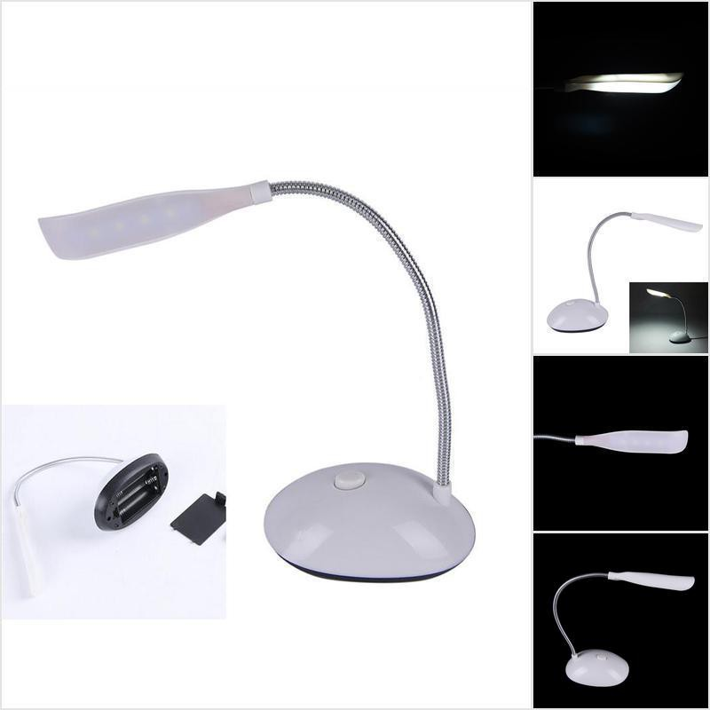 New Reading LED Book Light Lamp Flexible with Clip Bed//Table//Desk//Book Portable