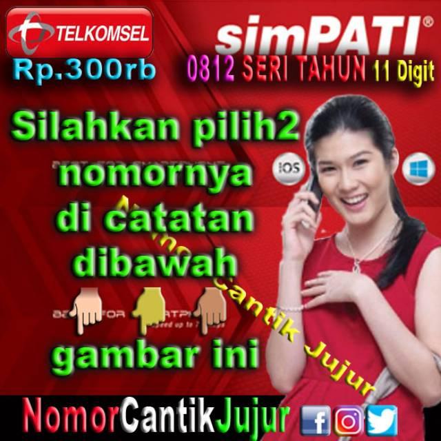 nomor cantik simpati - Temukan Harga dan Penawaran Kartu Perdana Online Terbaik - Handphone & Aksesoris Maret 2019 | Shopee Indonesia