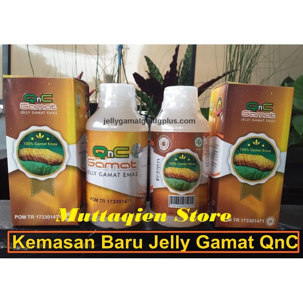 Obat Herbal Bengkak Babi Terbaik 100 Alami Terbukti Ampuh Qnc Jelly Gamat Jeli Emas Original Shopee Indonesia