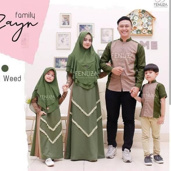 Baju Muslim Couple Keluarga Jualan Online Lazada