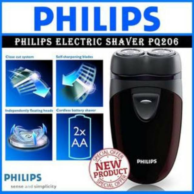 Alat Cukur Shaver Jenggot Kumis Philco 3 in 1 Grooming Kit Recharger | Shopee Indonesia