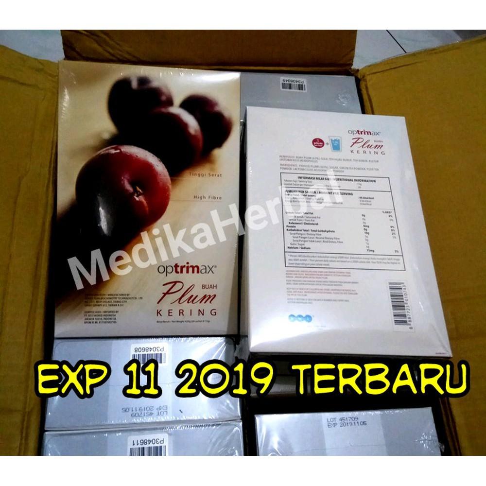 Terbaru Cuci Gudang Optrimax Plum Delite Shopee Indonesia Big Box