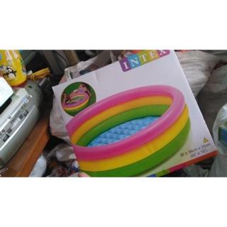 Kolam Mandi Bola Kolam Renang Mini Kolam Plastik Kolam Balon Anak Kolam Portable Intex
