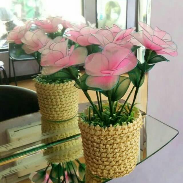 Bayar Di Tempat Bunga Mawar Stoking Sembur Bunga Stoking Mawar Hias Bunga Ruang Tamu Shopee Indonesia