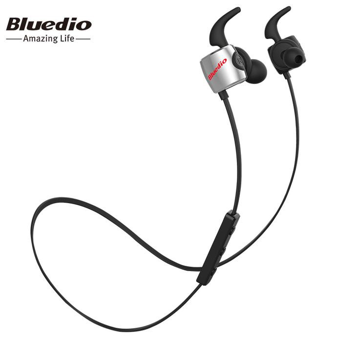 ... Plus UFO itu di-ear headphone dengan mikrofon (hitam) ... Source · Bluedio TE Bluetooth 4.1 Wireless Sports Headphone Sweatproof Headset | Shopee ...