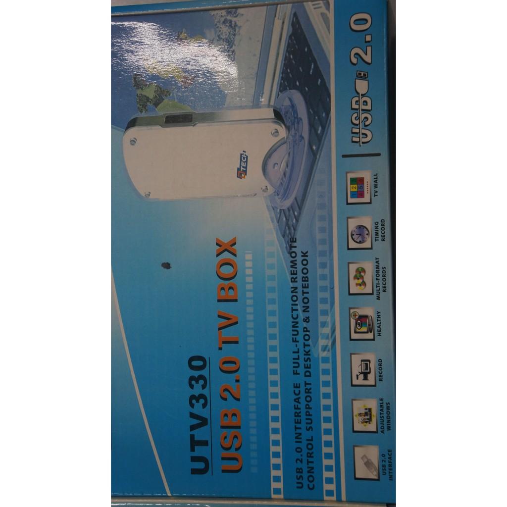 DTECH UTV330 USB 2.0 TV BOX DOWNLOAD DRIVERS