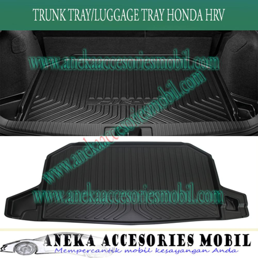 Tonue Rak Bagasi Belakang Honda Hrv Aksesoris Mobil Hvr Daftar . Source · BELAKANG TRUNK TRAY
