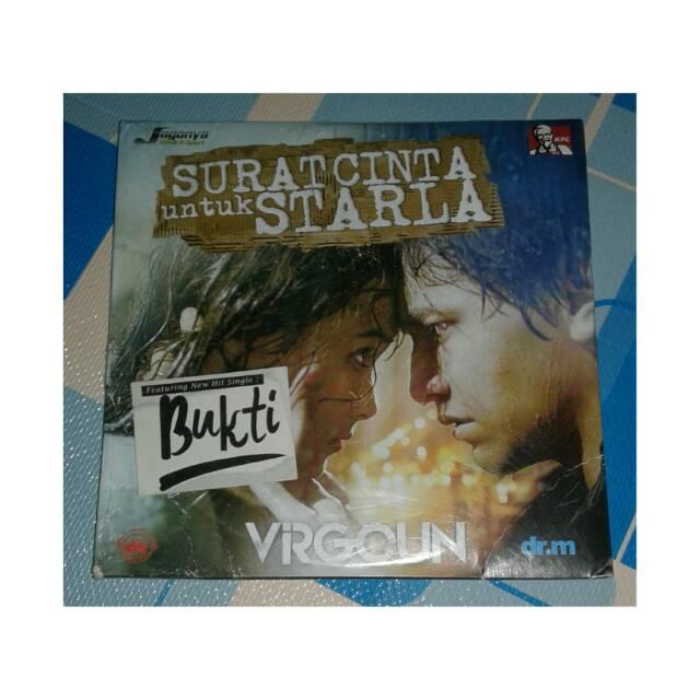Cd Kfc Virgoun Surat Cinta Untuk Starla Shopee Indonesia