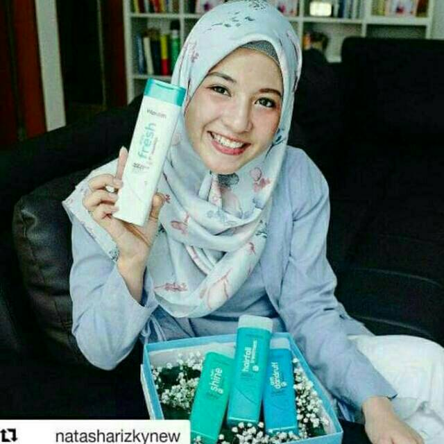 New!!! Wardah Shampoo 170ml-2