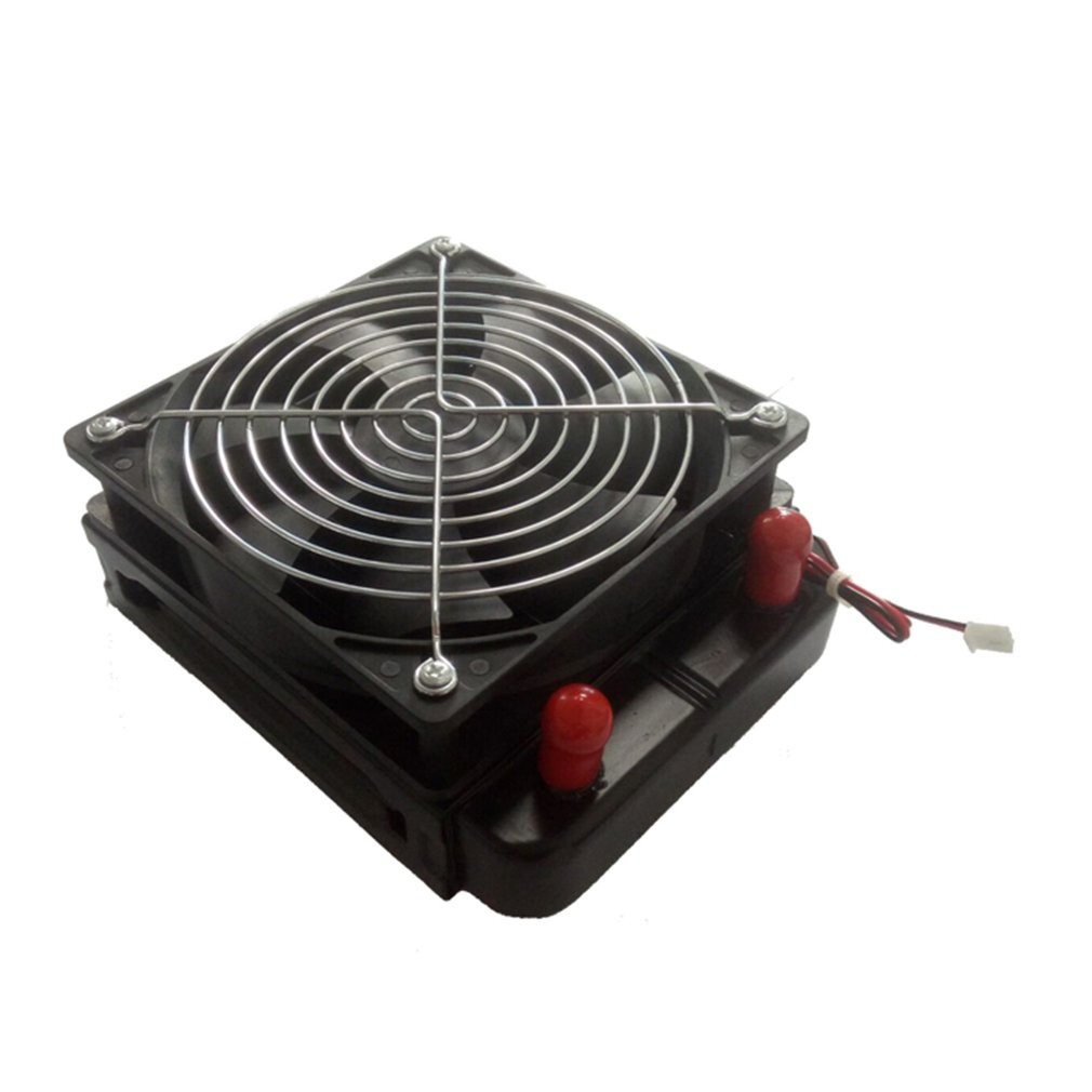 Super Silent Cpu Cooler 4pcs Pure Copper Heat Pipes Radiator Kipas Fan Processor Heatsink King For Intel Lga 775 Shopee Indonesia