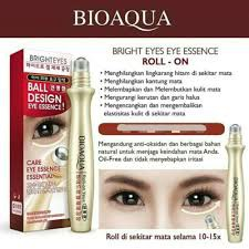 BIOAQUA EYE ROLL CARE EYE ESSENCE / SERUM MATA PANDA