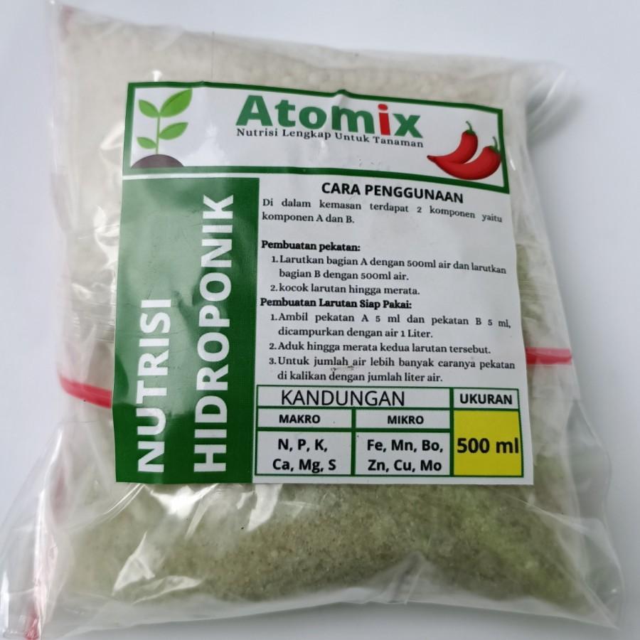 Nutrisi AB Mix Atomix Serbuk