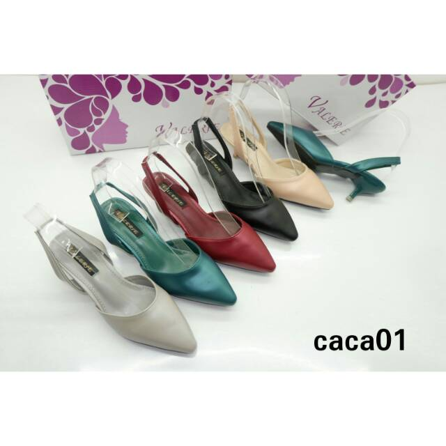 [ Johnson Shoes ] Sepatu Pantofel Fashion Wanita Import KOKOWAI - KK 01 Hitam 100% ORIGINAL | Shopee Indonesia