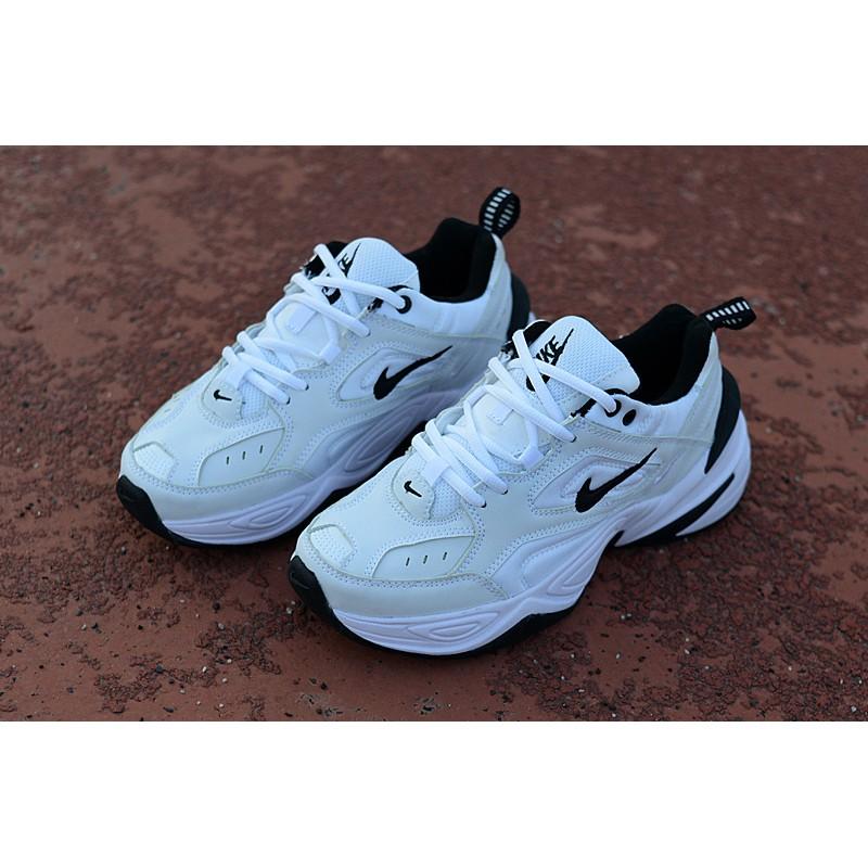 Calor adherirse Interprete  READY STOCK*Nike Air M2K Tekno Nike Vintage Fashion Men's and Women's Shoes  36-44 N6   Shopee Indonesia