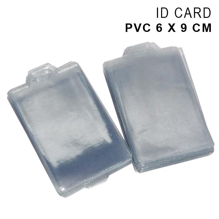 ID Card PVC Ukuran 6 x 9 Cm