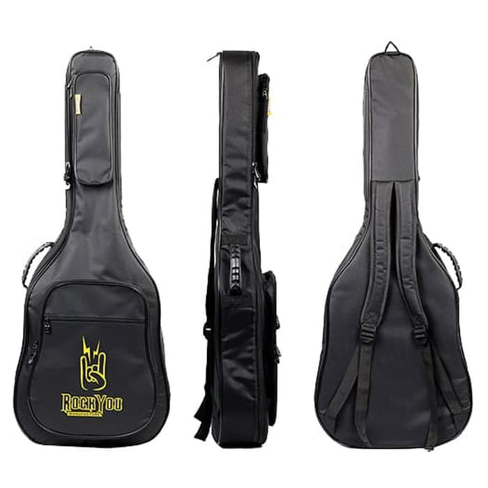 FH-51 Tas Softcase Stick Drum Ransel Jinjing ROCK YOU Gigbag Stik Drum | Shopee