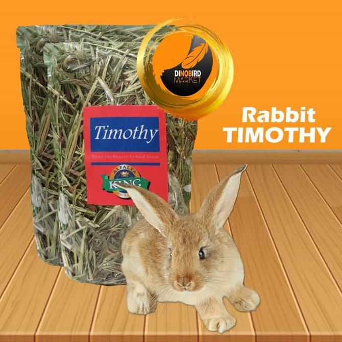 Rumput Makanan Kelinci Pakan Kelinci Timothy Hay Oxbow Alfalfa