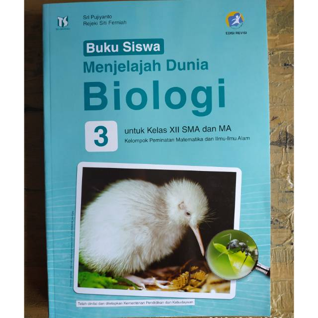 Buku Paket Biologi Kelas 12 Kurikulum 2013 Revisi Guru Galeri