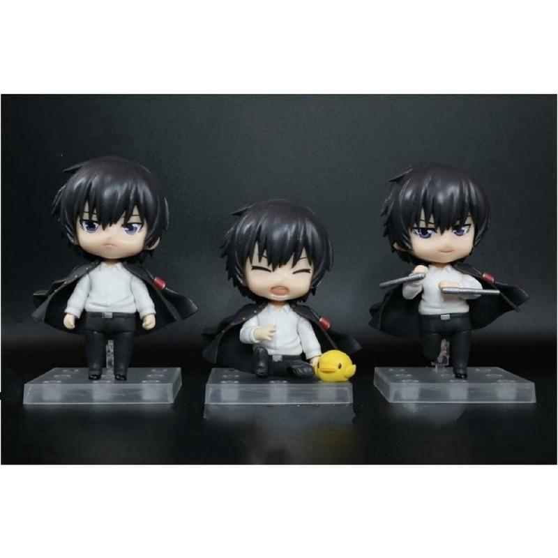3pcs Set Cartoon Katekyo Hitman Reborn Sawada Tsunayoshi Hibari Kyoya Pvc Action Figures Model Toys For Gift Shopee Indonesia