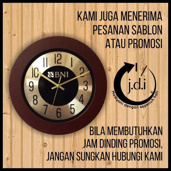 Kualitas Terbaik Jam Dinding Melody + Bandul - Diameter 20 Cm ... 580dabd2a0