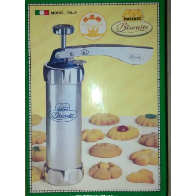 Alat Cetak Biskuit/Cetakan Kue Kering/Biscuit & Cookies Maker NAGAKO // Cetakan Kue Pastel Mini New | Shopee Indonesia
