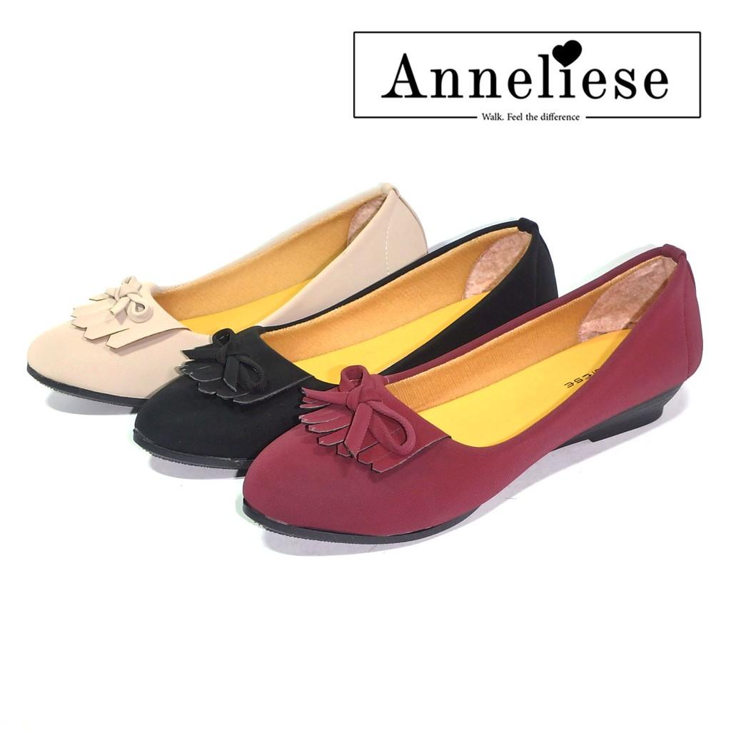 Anneliese sepatu balet flat shoes wanita rianti  edf3bc7522