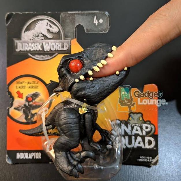 Bnib Jurassic World 2 Fallen Kingdom Indoraptor Super Posable Action Figure New