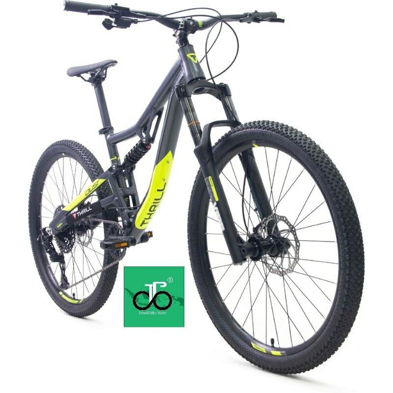 "PROMO CUCI GUDANG Sepeda MTB 27.5"" Thrill Oust Elite T140"