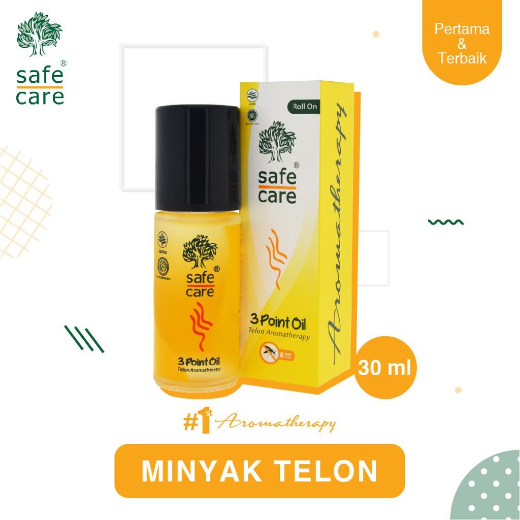 Safe Care Minyak Telon 3 Point Oil Aromatherapy Roll On 10 Ml My Baby Paket Hemat Plus 90ml 3pcs Mtk039 Shopee Indonesia