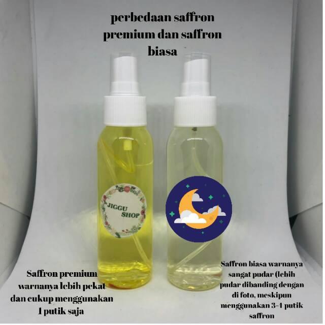 Saffron X Zamzam Facemist Shopee Indonesia