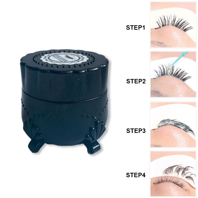 Grafting Eyelash Extension Makeup