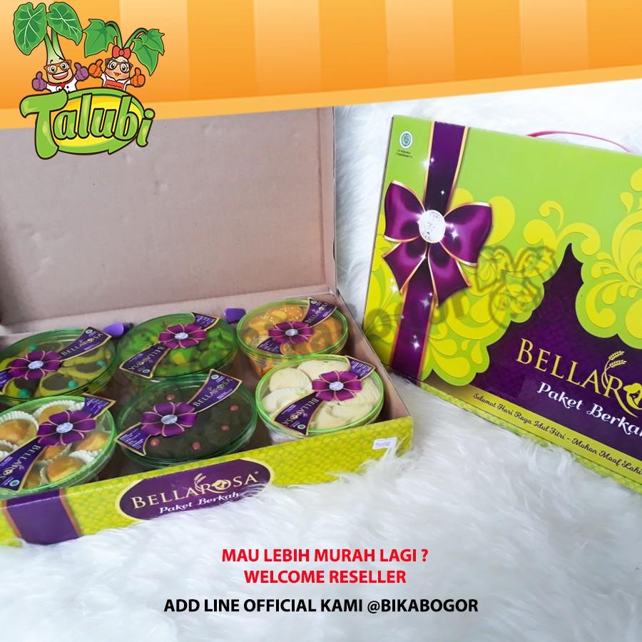 Paket Deluxe Kue Kering Kuker Dan Nastar Buat Lebaran Isi 6 Toples Bellarosa 6in1 Berkah Platinum Belarosa Cemilan Idul Fitri Koki Mas Shopee Indonesia